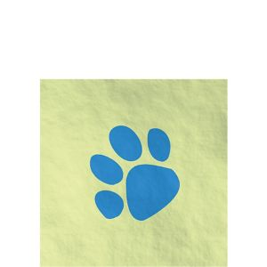 Party Pups Beverage Napkins 16ct