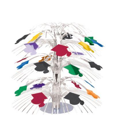 Multicolor Graduation Cascade Centerpiece