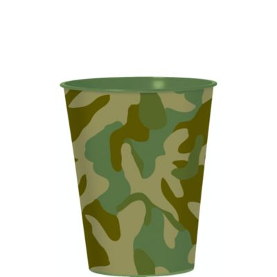 Camouflage Favor Cup