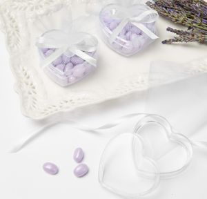 Heart Wedding Favor Kit