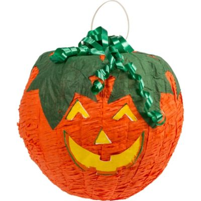 Jack-o'-Lantern Pumpkin Pinata