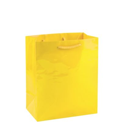Sunshine Yellow Gift Bag