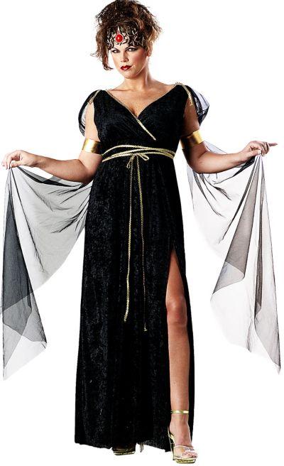 Adult Classic Medusa Costume Plus Size