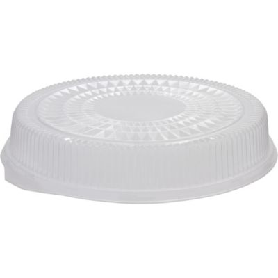 CLEAR Dome Tray Lid 18in