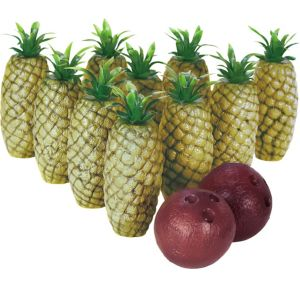 Pineapple Bowling Game 12pc