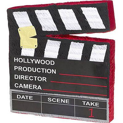 Movie Scene Marker Pinata