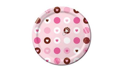 Bride To Be Dessert Plates 8ct