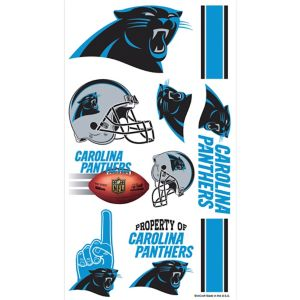 Carolina Panthers Tattoos 10ct
