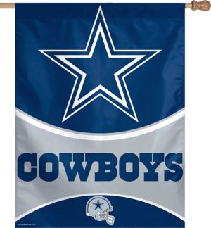 Dallas Cowboys Banner Flag