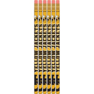 Georgia Tech Yellow Jackets Pencils 6ct