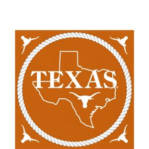 Texas Longhorns Lunch Napkins 20ct