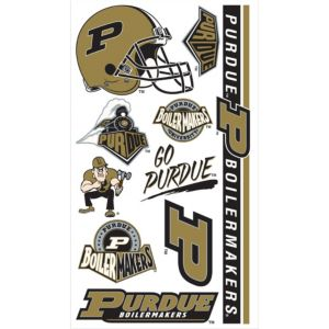 Purdue Boilermakers Tattoos 7ct