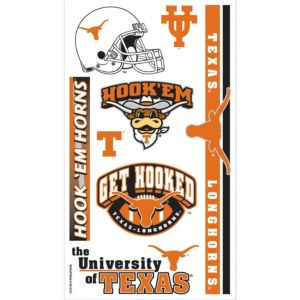Texas Longhorns Tattoos 7ct