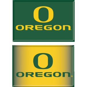 Oregon Ducks Magnets 2ct