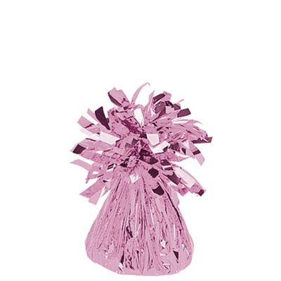Pink Foil Balloon Weight 6oz