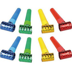 Prismatic Primary Color Blowouts 8ct