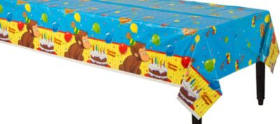 Curious George Table Cover