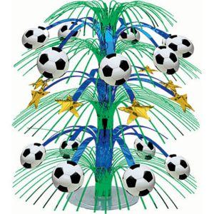 Soccer Cascade Centerpiece