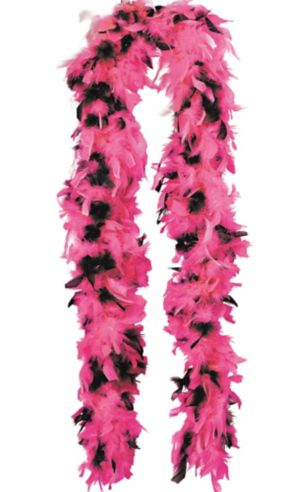 Sparkle Sweet 16 Feather Boa 72in