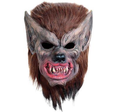 Smudge Werewolf Mask