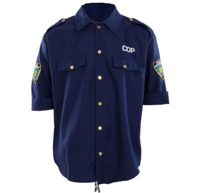 Adult Police Shirt
