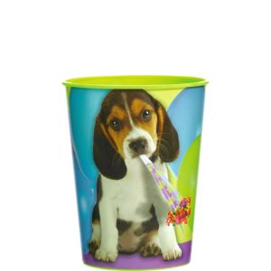 Party Pup Favor Cup