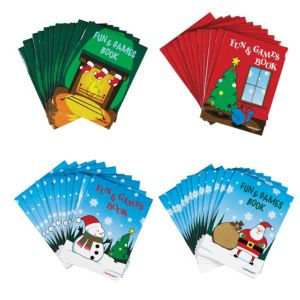 Christmas Fun Activity Pads 48ct