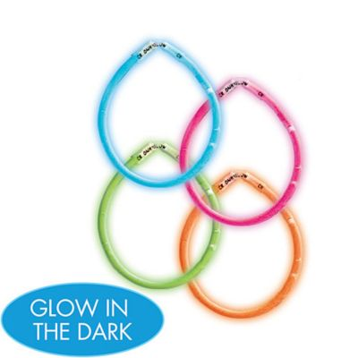 Glow Bracelets 4ct