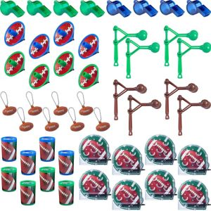Football Favor Pack 48pc