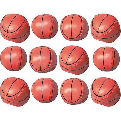 Soft Basketballs 12ct