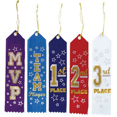 Recognition Ribbons 6ct