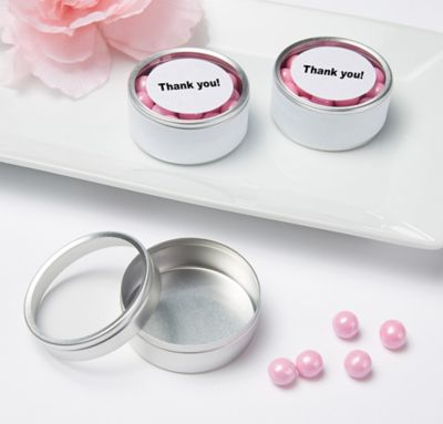 Wedding Favor Tin Mega Kit 25ct
