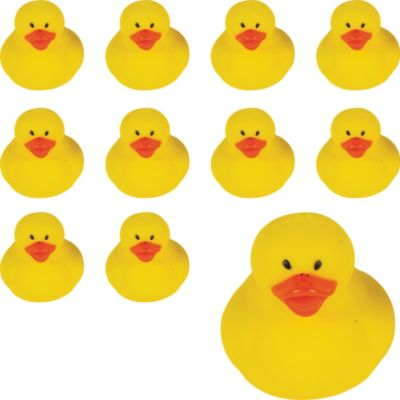 Rubber Ducks 18ct