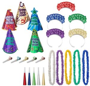 Kit For 10 - Let's Party New Year's Party Kit