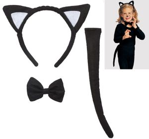 Child Cat Accessory Kit