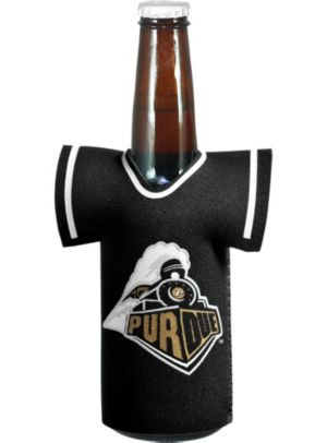 Purdue Boilermakers Jersey Bottle Coozie