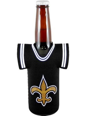 New Orleans Saints Jersey Bottle Coozie