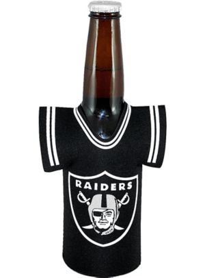 Oakland Raiders Jersey Bottle Coozie
