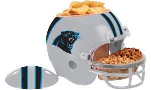 Carolina Panthers Snack Helmet
