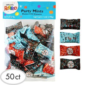 Retirement Pillow Mints 50ct