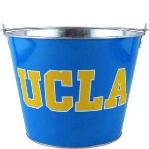 UCLA Bruins Metal Pail