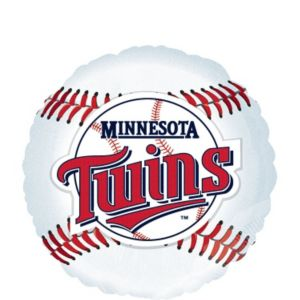 Minnesota Twins Balloon - Baseball