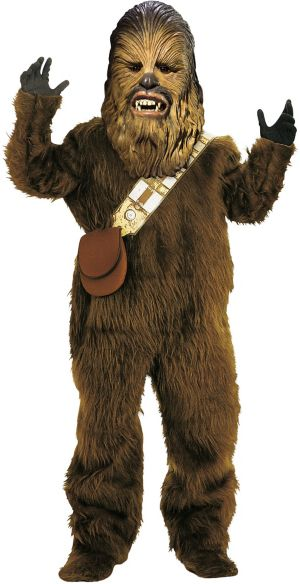 Adult Chewbacca Costume - Star Wars