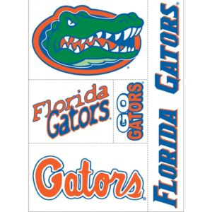 Florida Gators Decals 5ct
