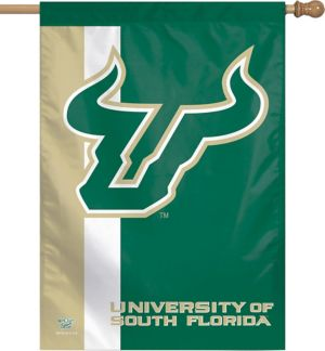 South Florida Bulls Banner Flag
