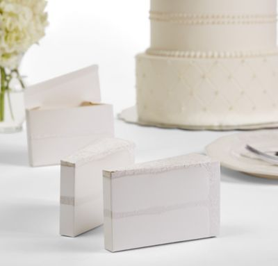 Cake Slice Boxes 24ct