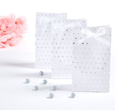 Tender Love Wedding Favor Bags 12ct