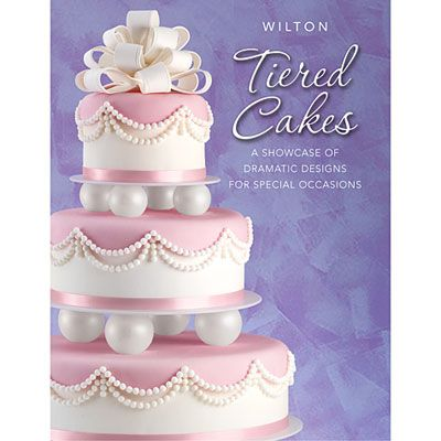 Tiered Cake Book
