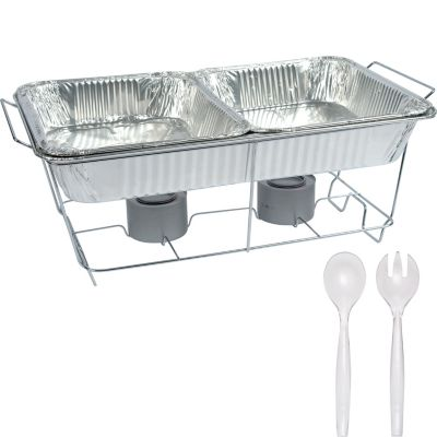 Chafing Dish Buffet Set 8pc