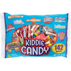 Kiddie Candy Mix 120pc